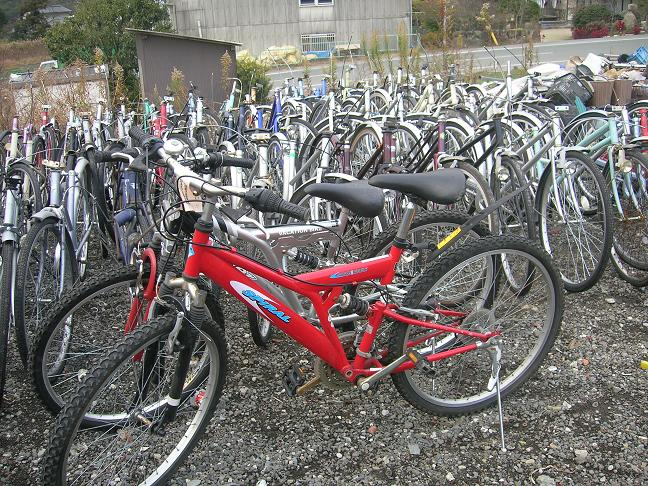 Thinking of Buying A Bike?  CU Is Selling Abandoned Bikes For Great Prices