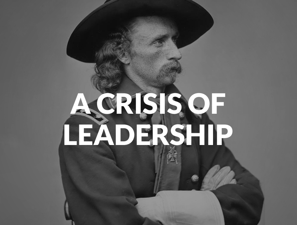 Crisis in Leadership… A call for PLC