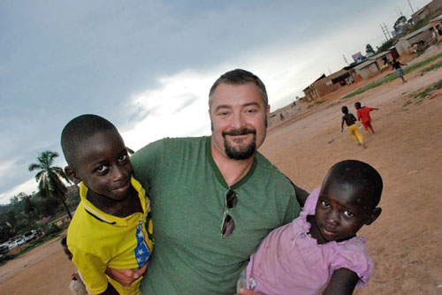 Lending a Helping Hand in Africa
