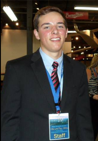 Borison (PLC '12) Selected to Represent CLA at DMCLF Access Denver