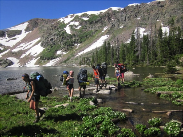 PLC hosts its first wilderness leadership program